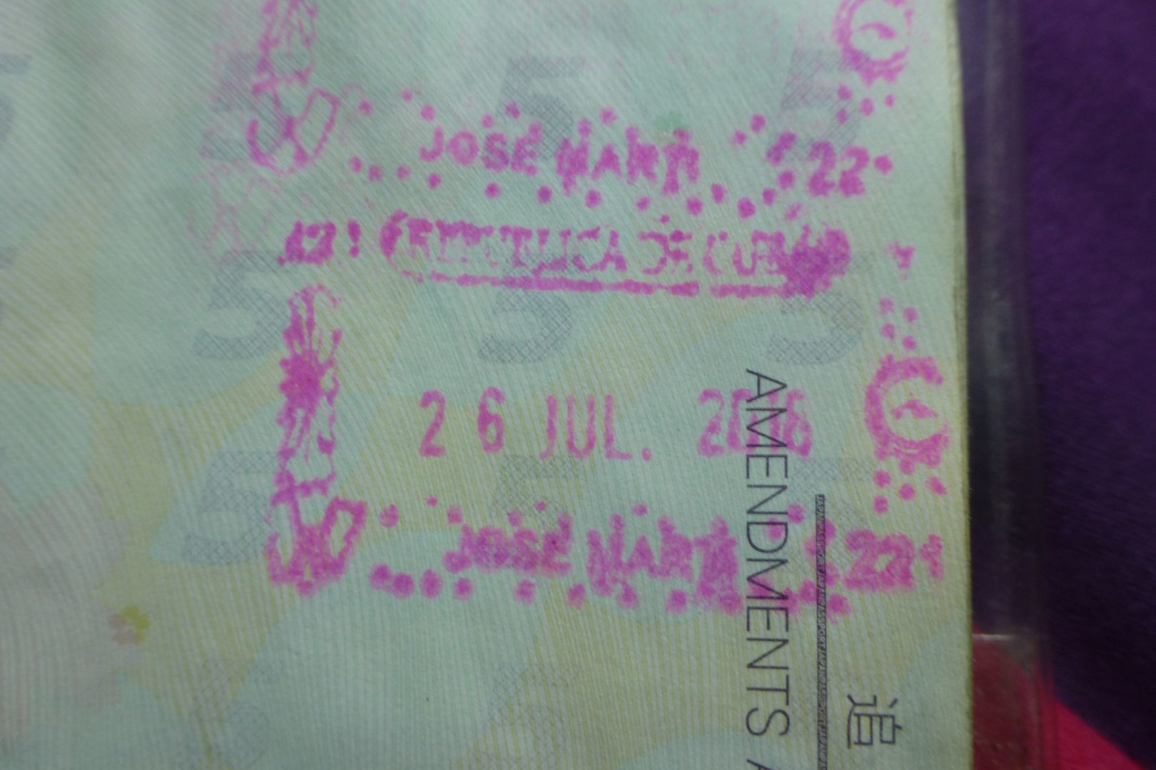 26 Julio