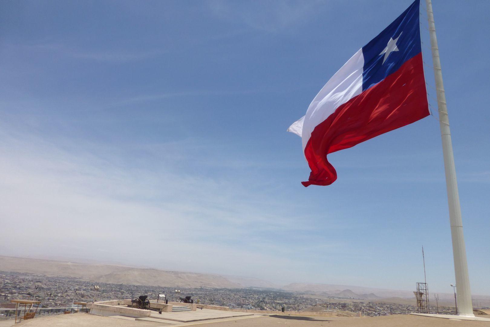 Arica, la ciudad en el desierto