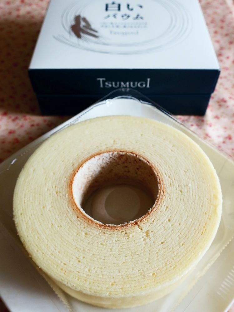 2019_09_01 札幌:石屋製菓 白いバウム TSUMUGI07