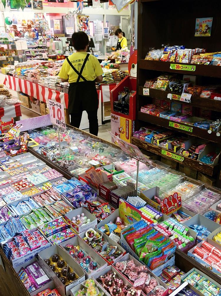 2018_08_18 港区:問屋直売 中央お菓子市場 南陽店10