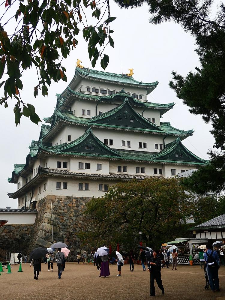 2019_10_19 名古屋城:名古屋まつり無料開放07-天守閣