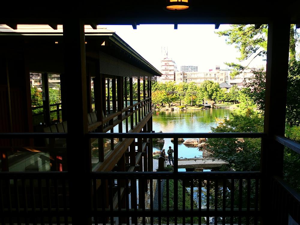 2019_10_22 名古屋市東区:徳川園(即位礼正殿の儀-入園無料)10