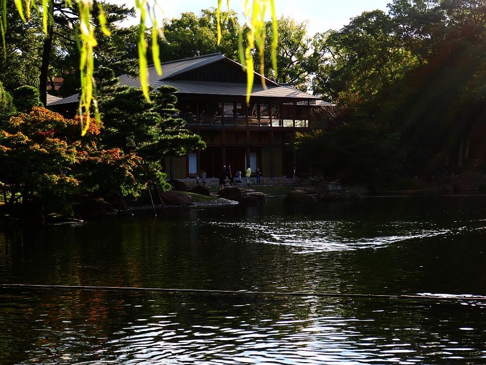 2019_10_22 名古屋市東区:徳川園(即位礼正殿の儀-入園無料)14