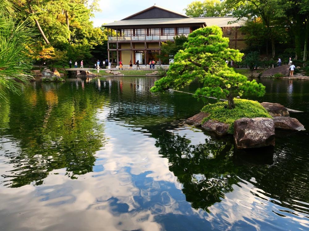 2019_10_22 名古屋市東区:徳川園(即位礼正殿の儀-入園無料)16
