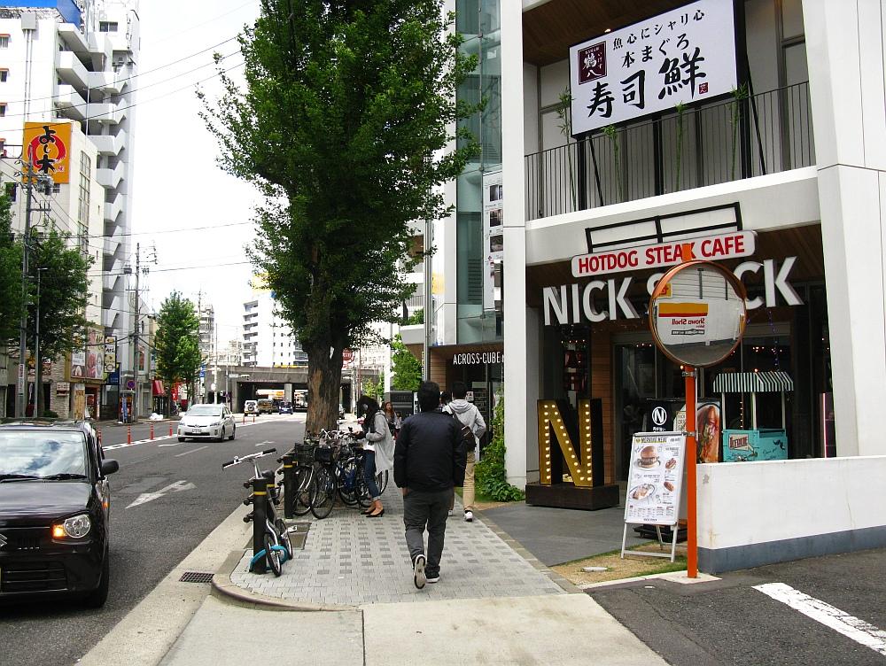 2018_05_04肉が旨いカフェ NICK STOCK 名古屋駅前店002
