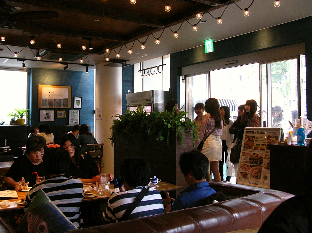 2018_05_04肉が旨いカフェ NICK STOCK 名古屋駅前店051