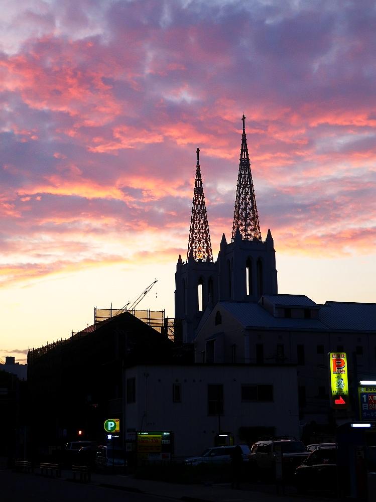 2019_09_13 名古屋市東区:カトリック布池教会大聖堂02