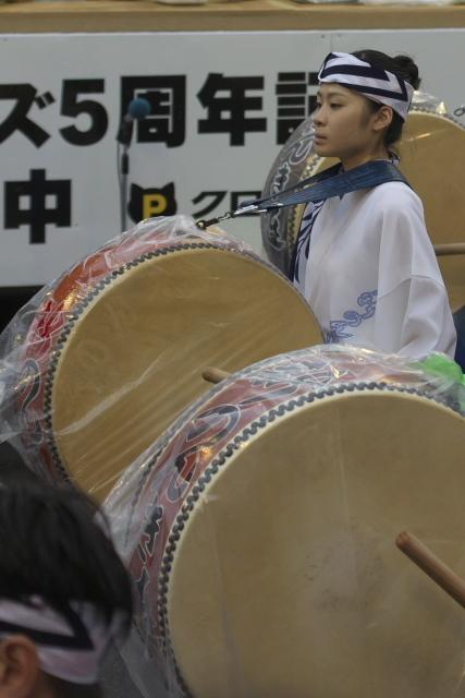 阿波踊り 2012年 3