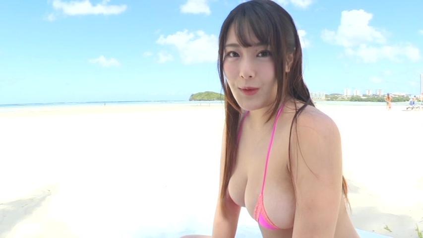 秋山かほ 100%☆超巨乳! キャプチャー