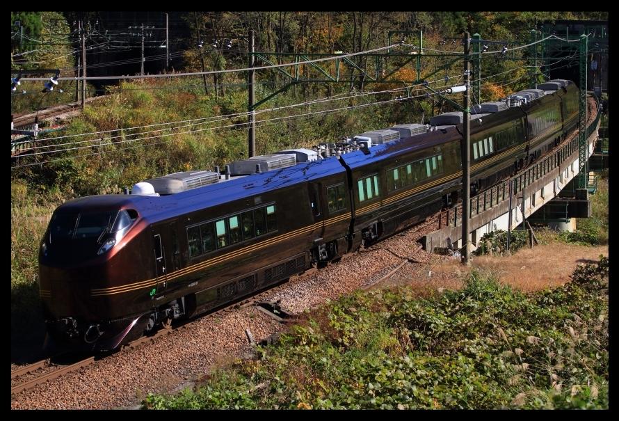 土樽E655団臨
