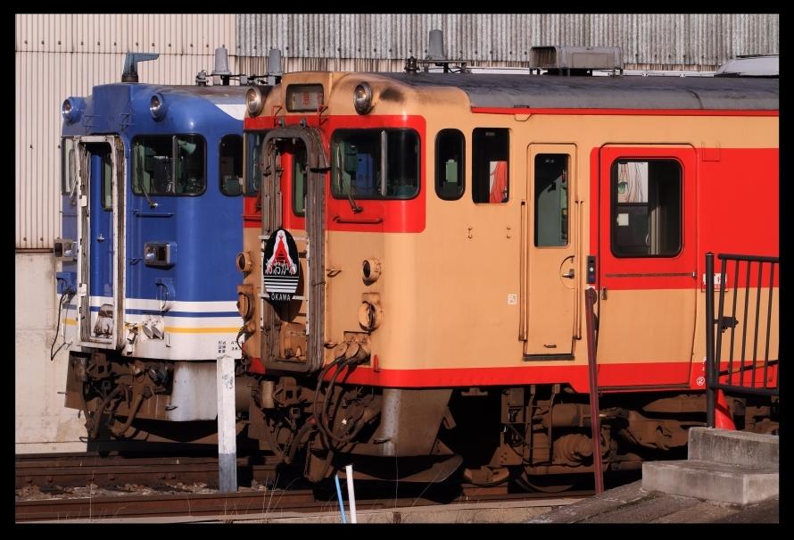 会津鉄道2001112