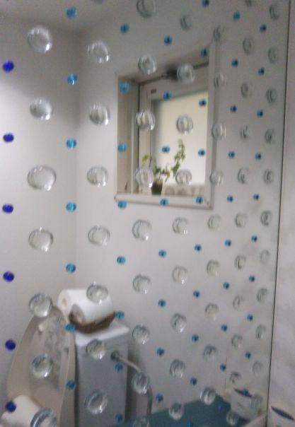 CAFE FLAT 令和元年 トイレ鏡