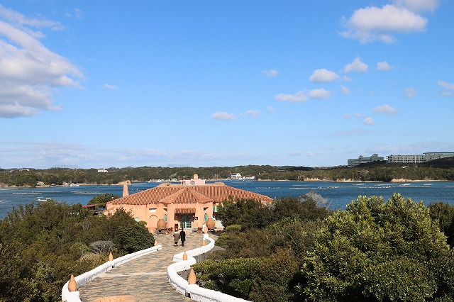 地中海村絶景