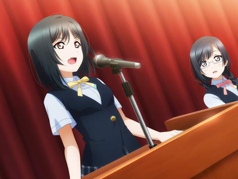 三船栞子「私が生徒会長になったらスクスタを改革します」【ラブライブ!スクスタ】