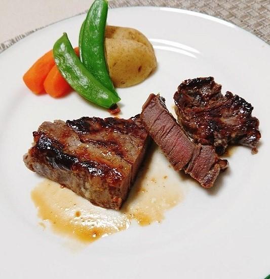 """『最後のレストラン』の""""牛のフィレ肉のポワレ ヘブンズ・ドア風""""10"""