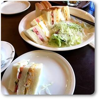お昼ご飯1119