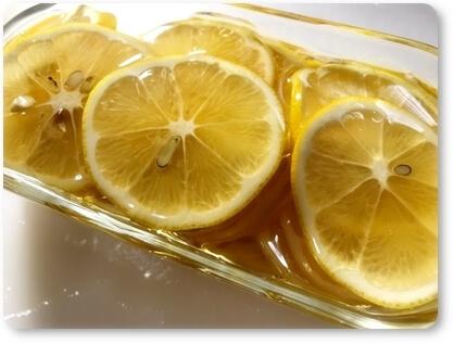 檸檬のはちみつ漬け12022