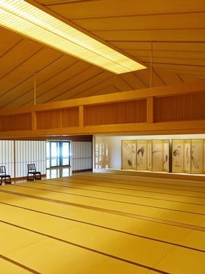 嵯峨嵐山文華館展示室2006