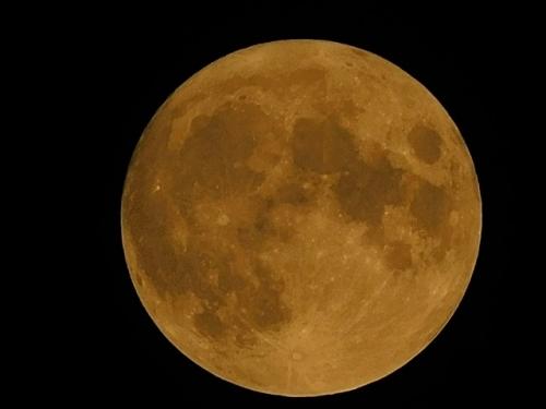 8月満月(スタージェンムーン)
