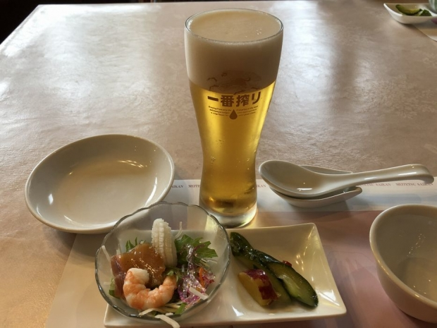 10-24ランチ@名鉄菜館 (1)