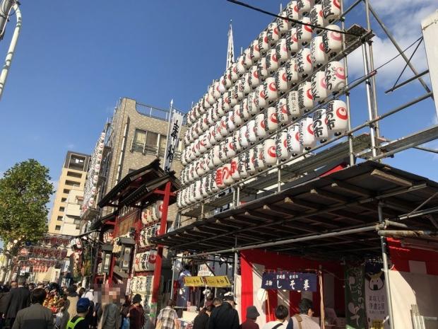 酉の市@鷲神社 (6)