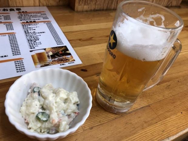 昼飲み@もつくし (4)