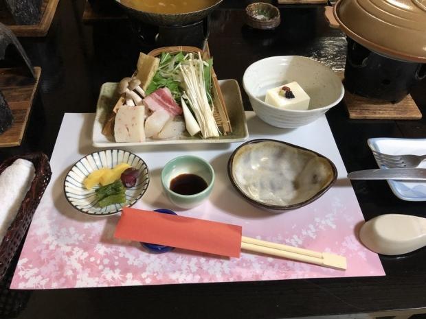 ながお夕食@湯河原 (2)
