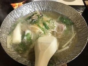 ながお夕食@湯河原 (9)