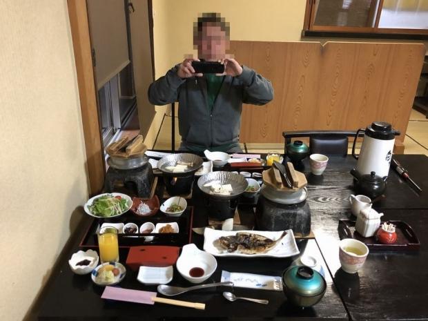 ながお朝ご飯@湯河原 (2)