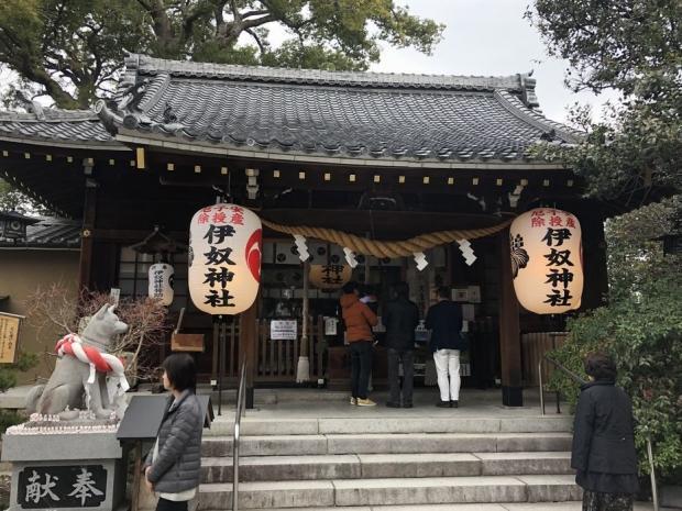 伊奴神社@名古屋 (1)