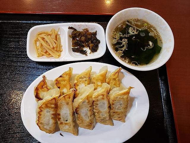 20190927_133046_R 名物健太Wランチご飯なし560円