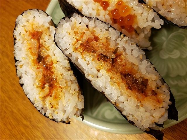 20190827_210752_R 最初は出汁の甘みが、後から明太子の辛味が出てきてこれは旨い。重層的な味が時間差で。日本酒が欲しい