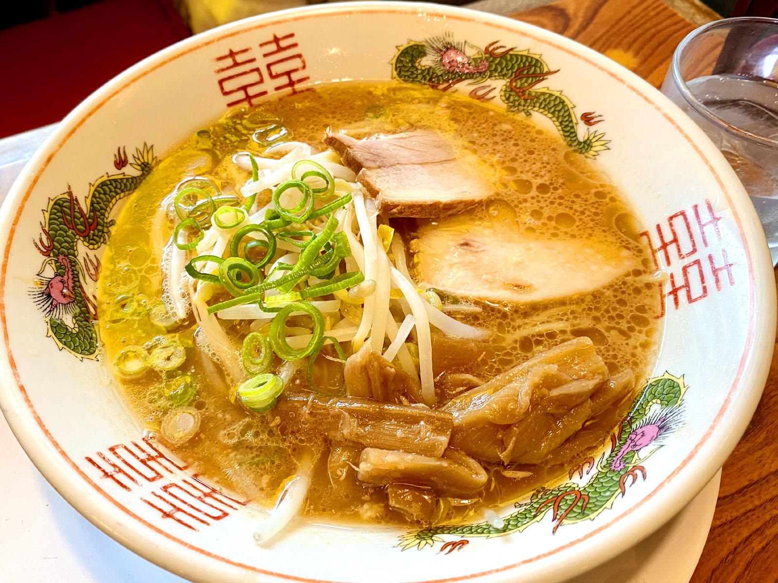こく味ラーメン 1玉 640円(税抜)