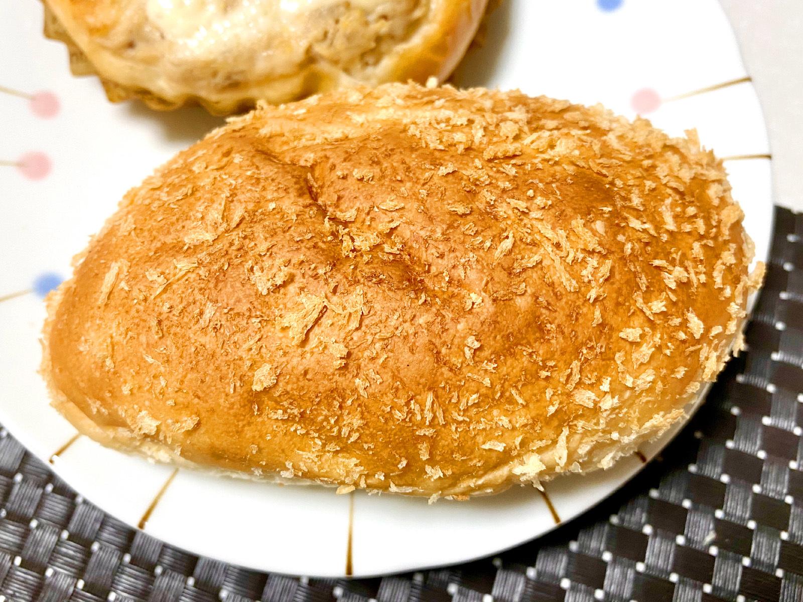 焼カレーパン