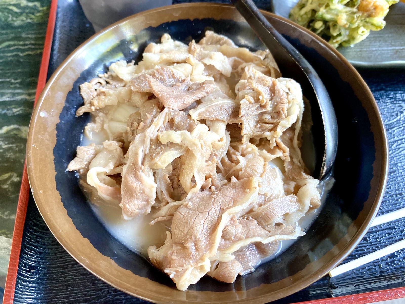 肉豆乳 500円