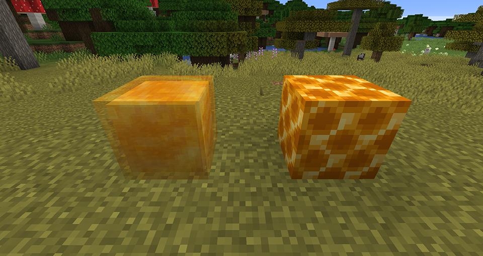 蜂蜜ブロック