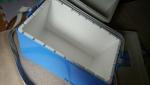 内側のグレーの箱を取り外す