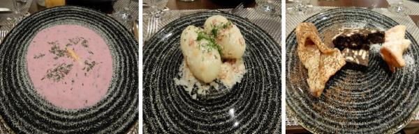 夕食(リトアニア)