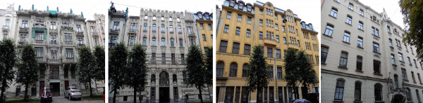 ユーゲントシュティール建築群2