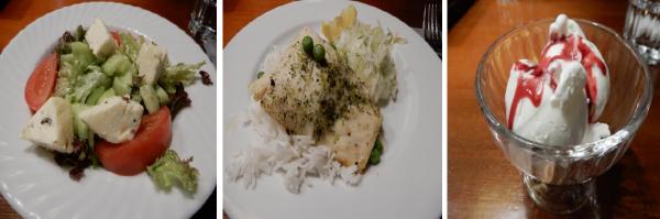 夕食1(ラトビア)