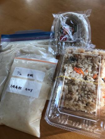 20191117甘酒・うまい麺・おこわ