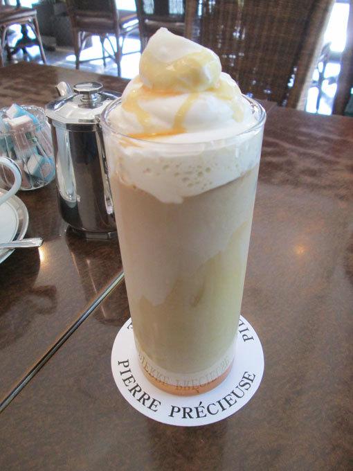 アイスカフェキャラメル