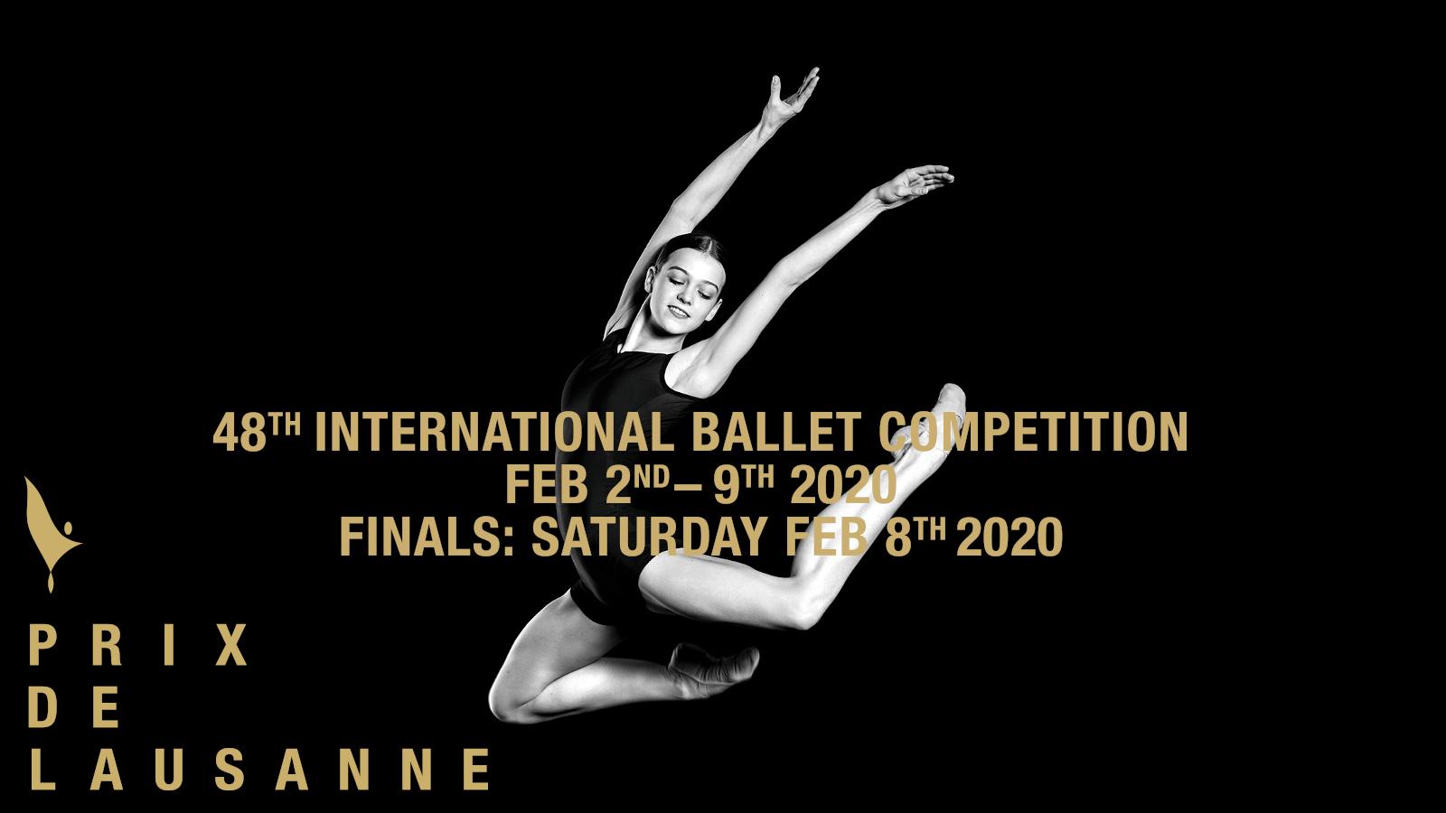 コンクール 2020 バレエ