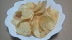 カルビー「ポテトチップス たまねぎみそクリームスープ味」