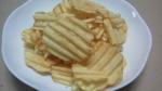 カルビー 「冬ポテト 粉雪チーズ味」