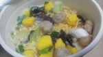 日清食品「カップヌードル 黄金鶏油 鶏塩」