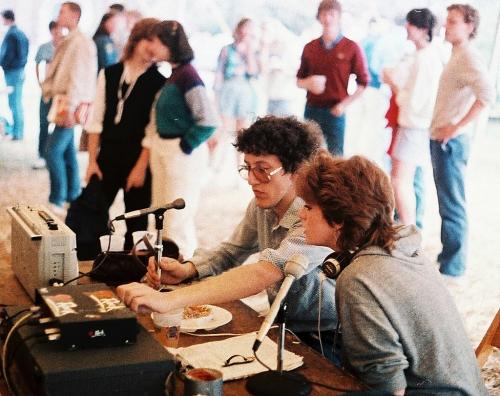 09b 500 Richard Quest and Lisa 1984