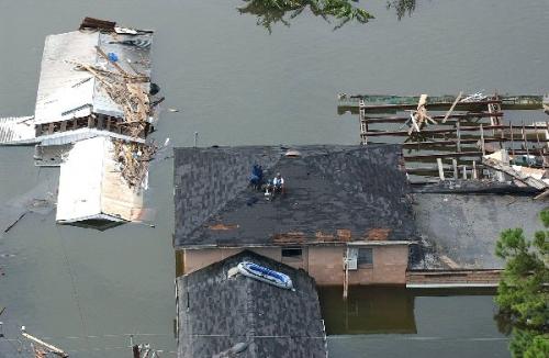 03a 500 Aftermath of Hurricane Katrina