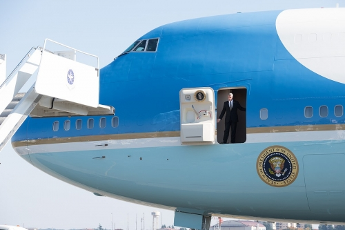 03ba 500 presidential plane
