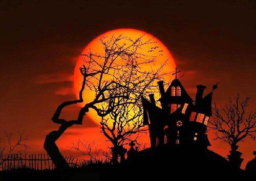 09b 500 sunset halloween